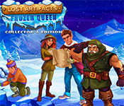 lost artifacts: frozen queen collector's edition gameplay