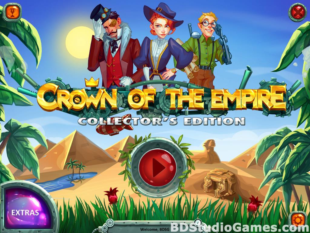 Crown Of The Empire Collector's Edition Screenshots 01