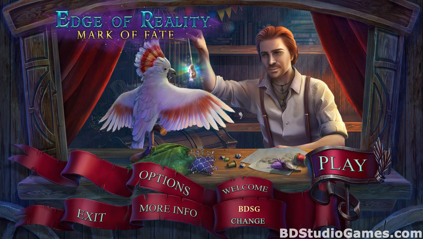 Edge of Reality: Mark of Fate Collector's Edition Screenshots 01