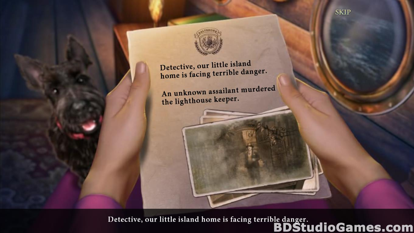 Edge of Reality: Mark of Fate Collector's Edition Screenshots 02
