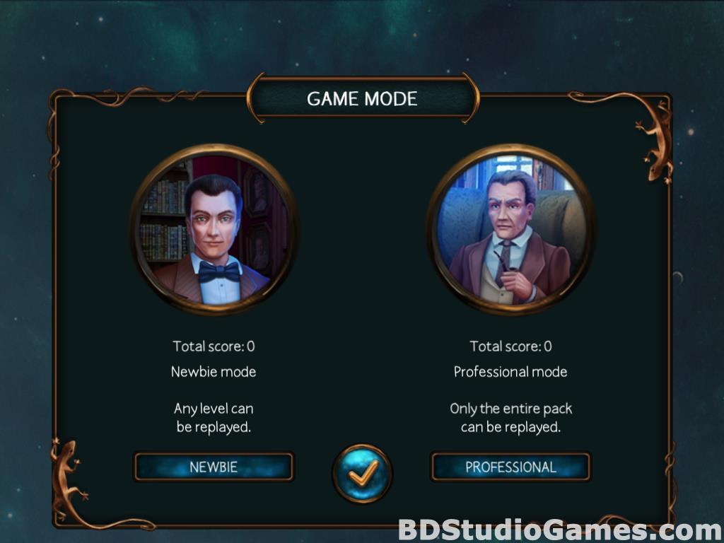 Detective Solitaire. Butler Story Screenshots 02
