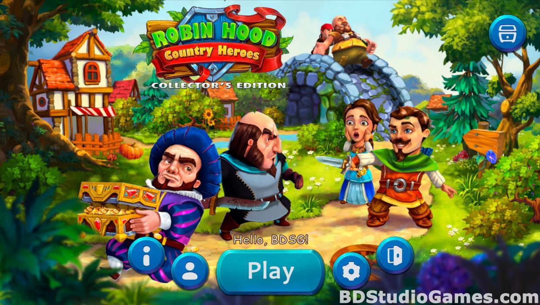 Robin Hood: Country Heroes Collector's Edition Screenshots 01