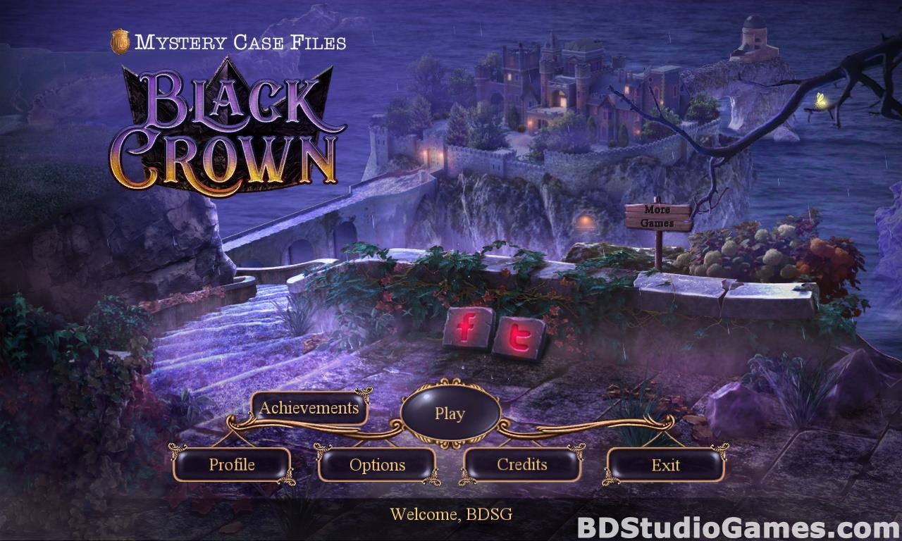 Mystery Case Files: Black Crown Collector's Edition Screenshots 01