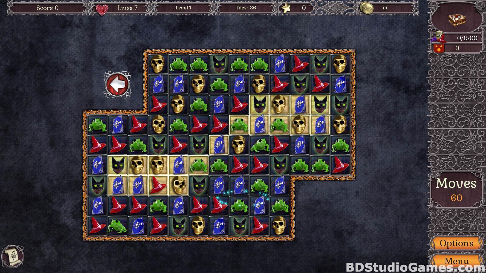 Jewel Match Twilight 3 Collector's Edition Screenshots 02