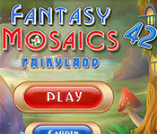 fantasy mosaics 42: fairyland free download