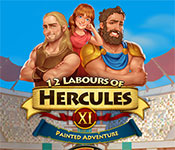 12 labours of hercules xi: painted adventure puzzle pieces locations