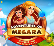 adventures of megara: antigone and the living toys collector's edition free download