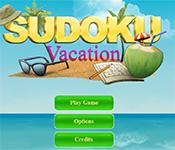 sudoku vacation free download