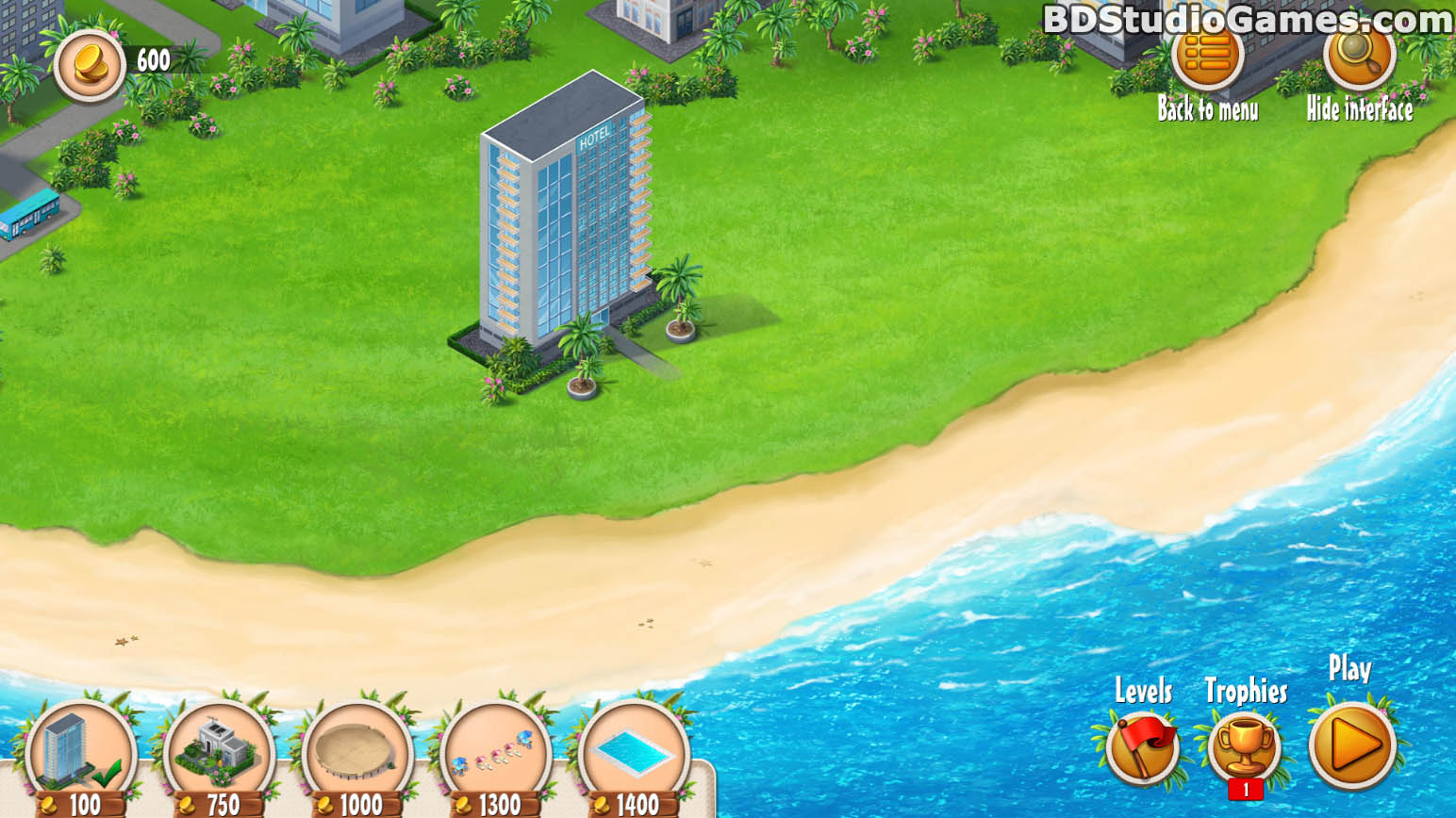 5 Star Miami Resort Trial Version Free Download Full Version Buy Now Screenshots 02