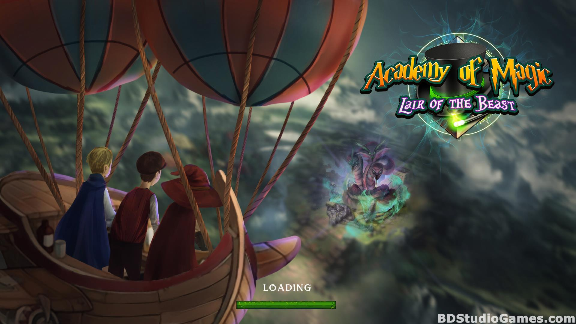 Academy of Magic: Lair of the Beast Free Download Screenshots 01