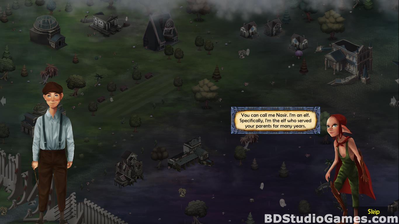 Academy of Magic: The Great Dark Wizard's Curse Free Download Screenshots 11