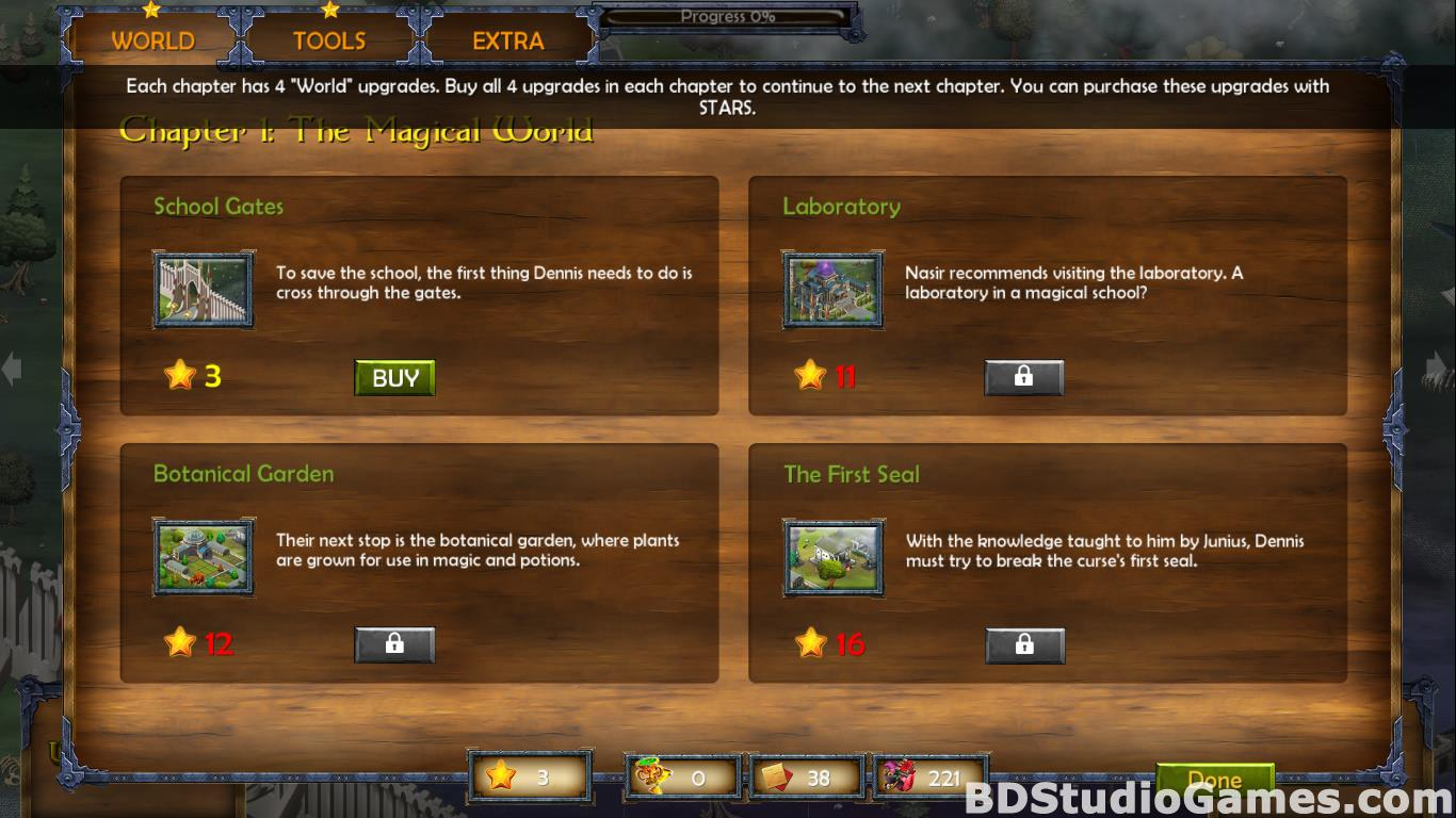 Academy of Magic: The Great Dark Wizard's Curse Free Download Screenshots 12