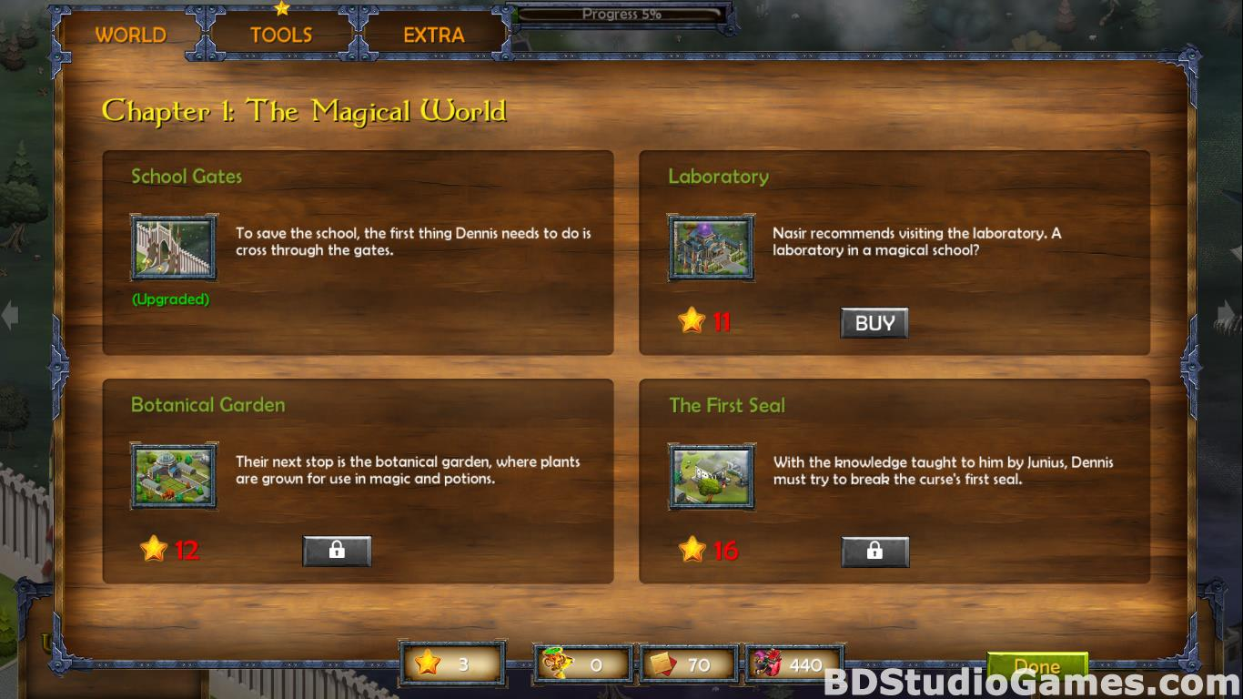 Academy of Magic: The Great Dark Wizard's Curse Free Download Screenshots 15