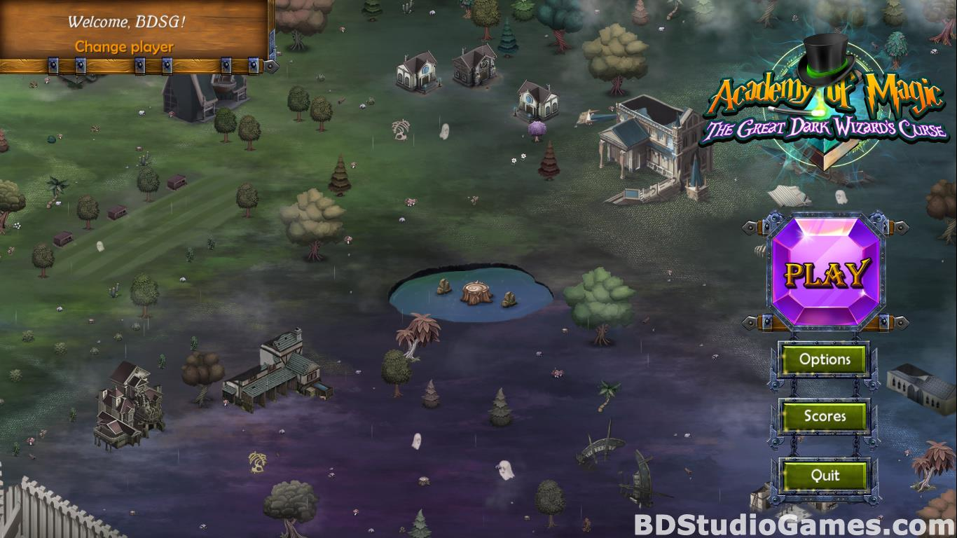 Academy of Magic: The Great Dark Wizard's Curse Free Download Screenshots 02