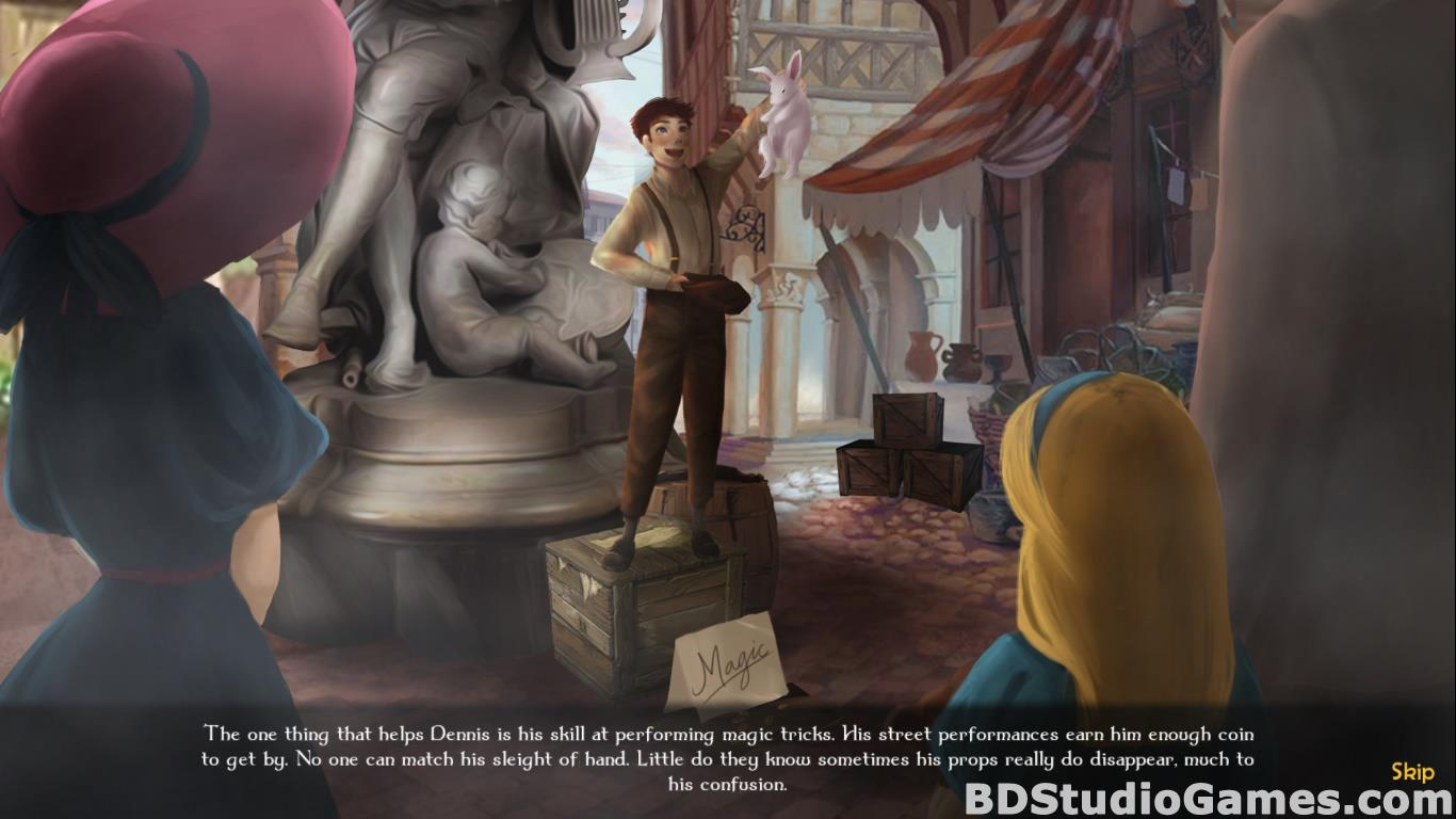 Academy of Magic: The Great Dark Wizard's Curse Free Download Screenshots 05
