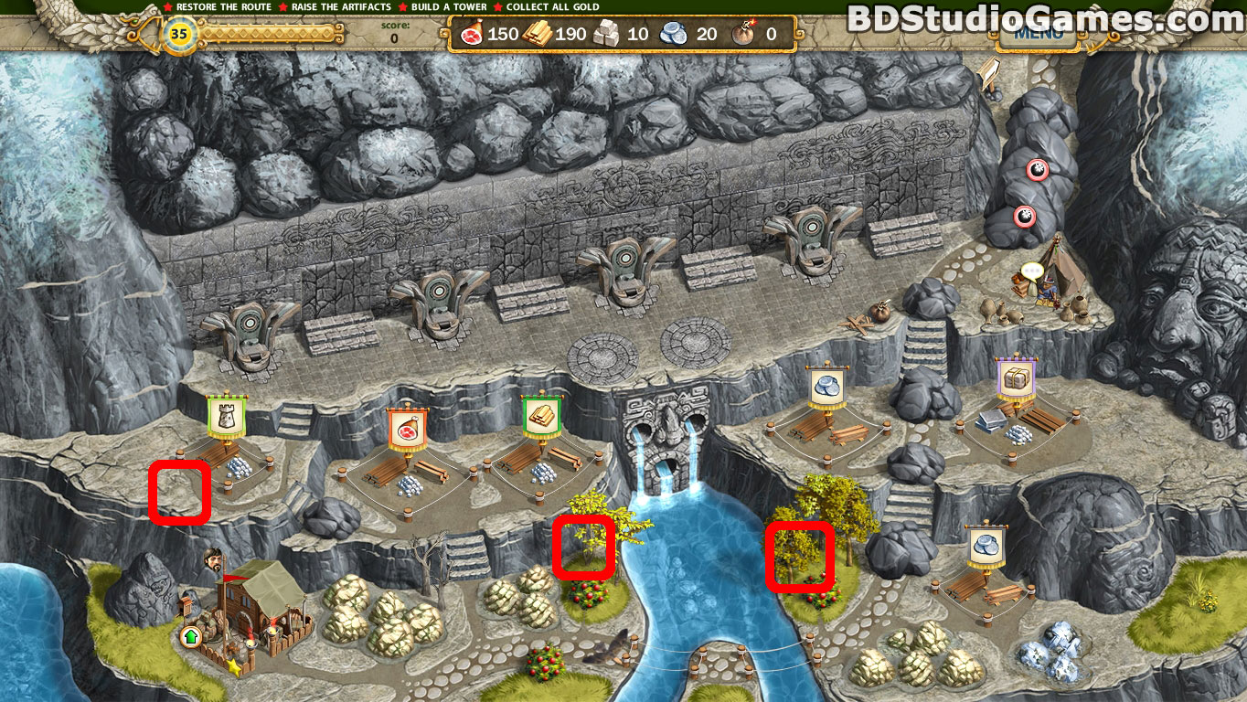 Adelantado 4 Aztec Skulls Cache Locations Screenshots 4_5