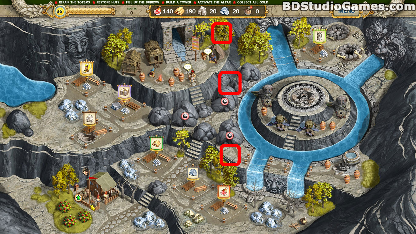 Adelantado 4 Aztec Skulls Cache Locations Screenshots 4_6