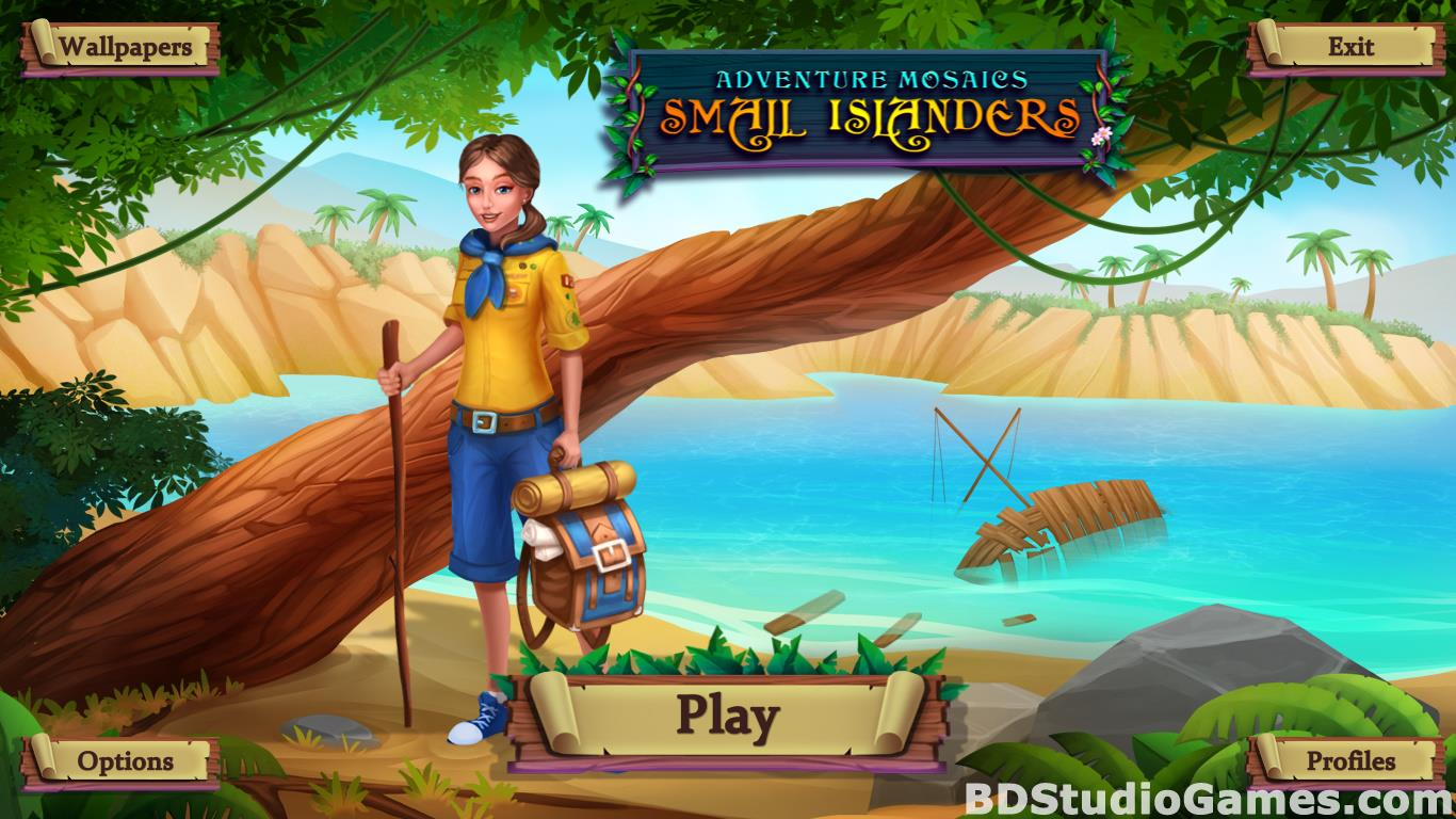 Adventure Mosaics: Small Islanders Free Download Screenshots 01