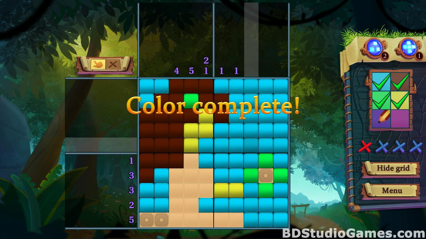 Adventure Mosaics: Small Islanders Free Download Screenshots 10