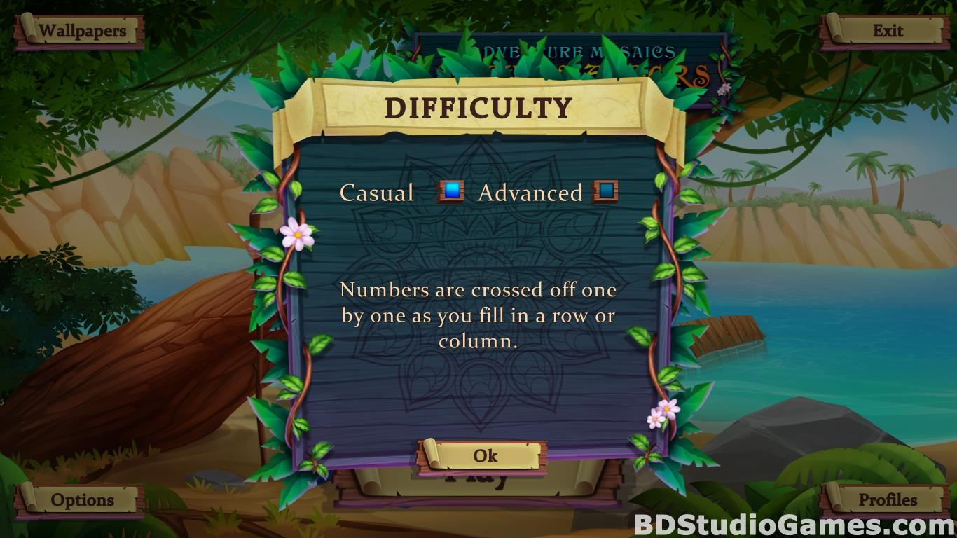Adventure Mosaics: Small Islanders Free Download Screenshots 02