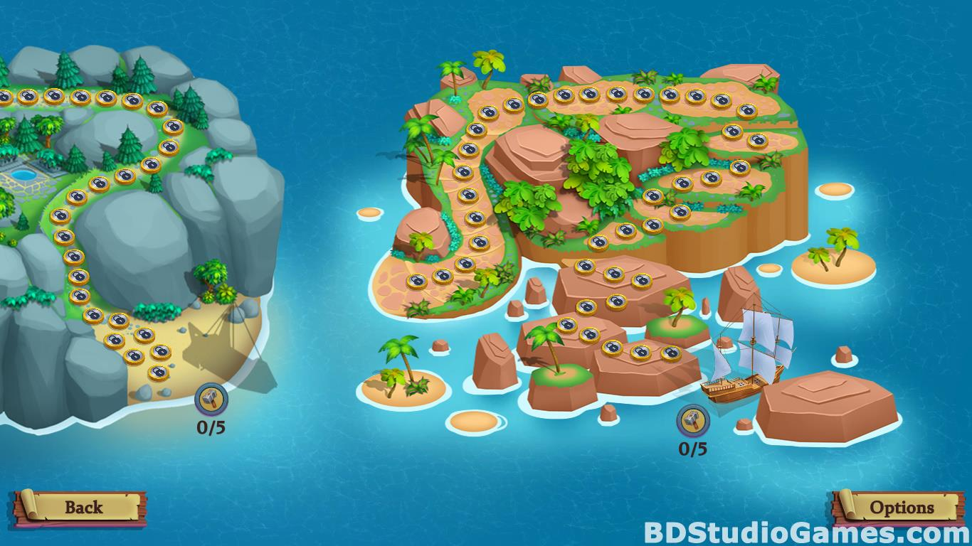 Adventure Mosaics: Small Islanders Free Download Screenshots 07