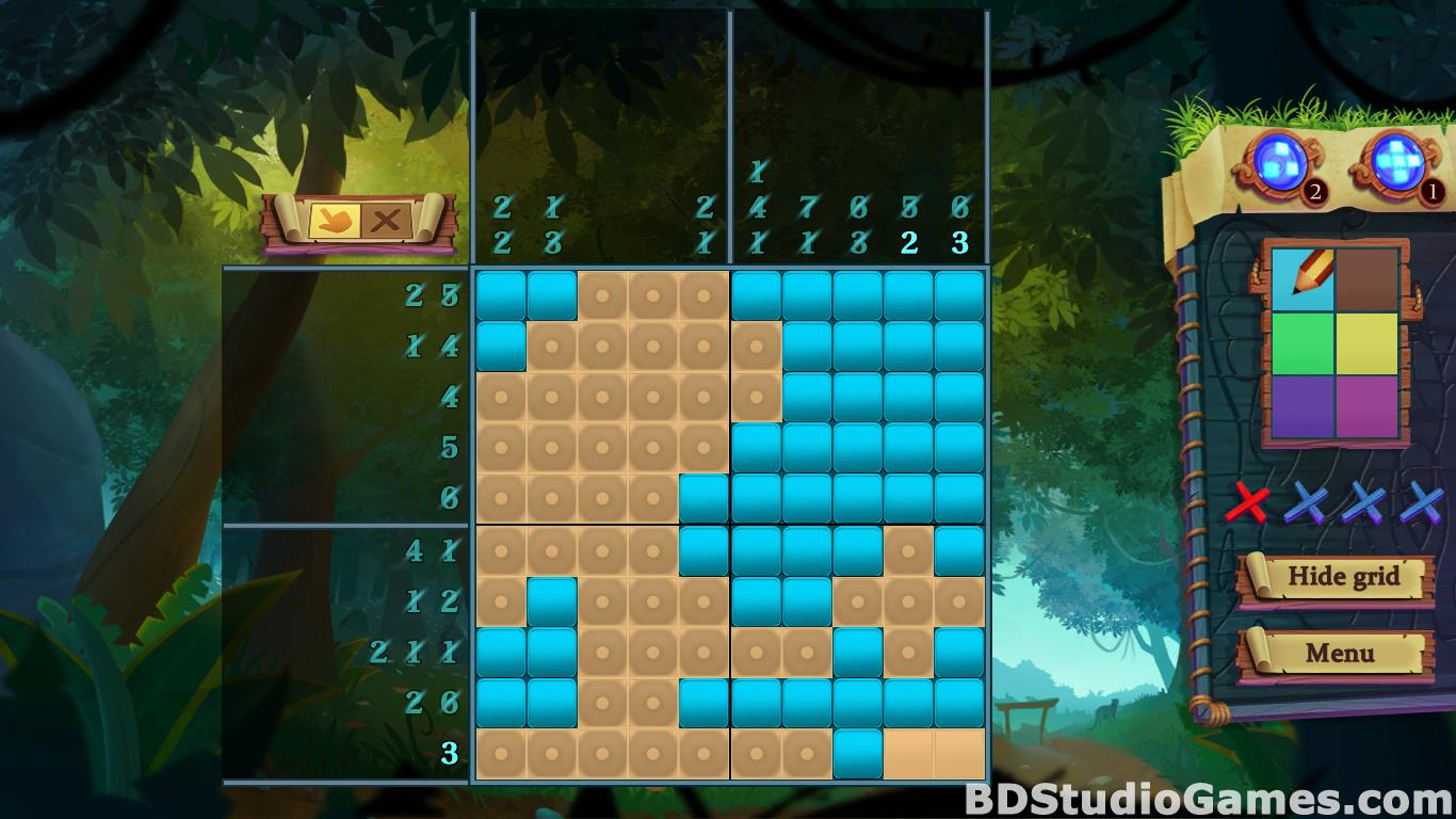 Adventure Mosaics: Small Islanders Free Download Screenshots 09