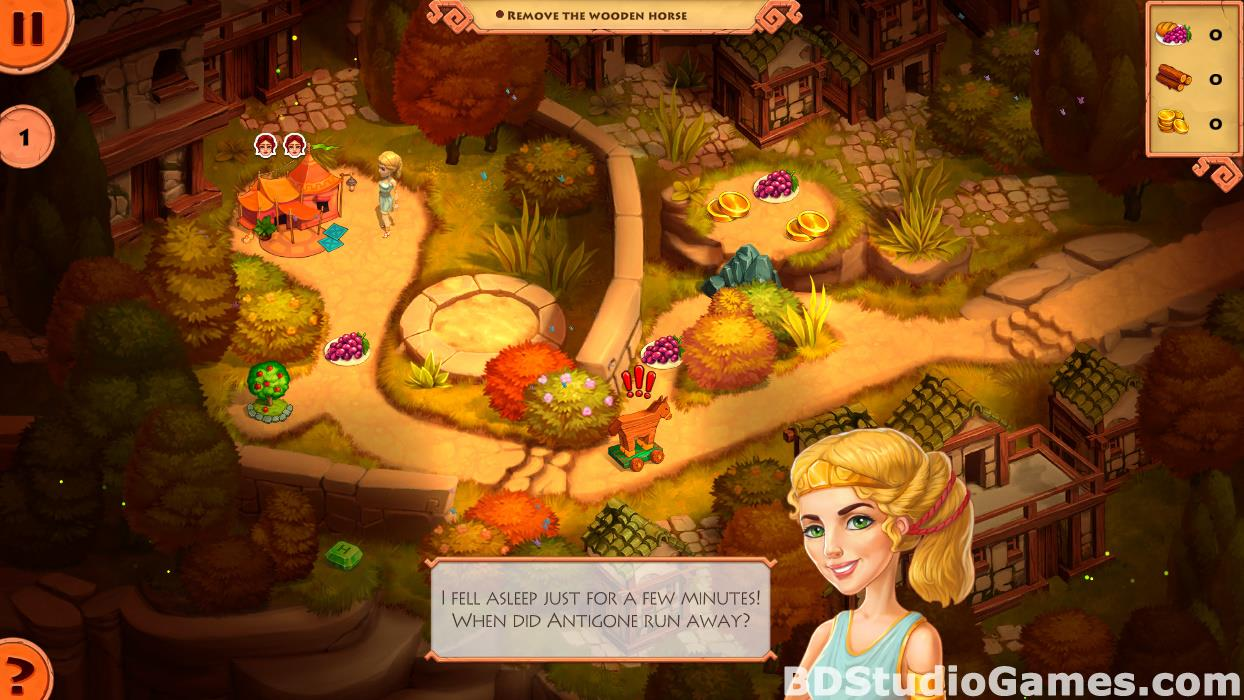 Adventures of Megara: Antigone and the Living Toys Collector's Edition Free Download Screenshots 12