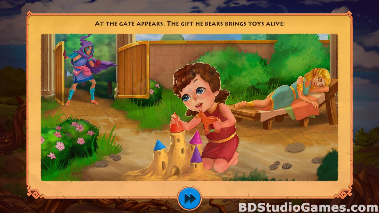 Adventures of Megara: Antigone and the Living Toys Collector's Edition Free Download Screenshots 05