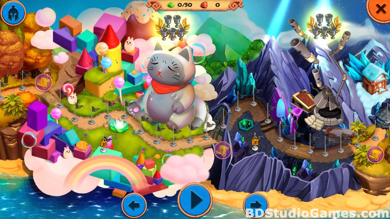 Adventures of Megara: Antigone and the Living Toys Collector's Edition Free Download Screenshots 09