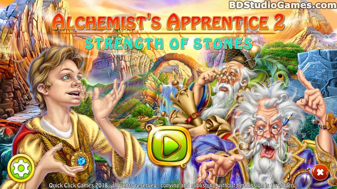 Alchemist's Apprentice 2: Strength of Stones Free Download Screenshots 1