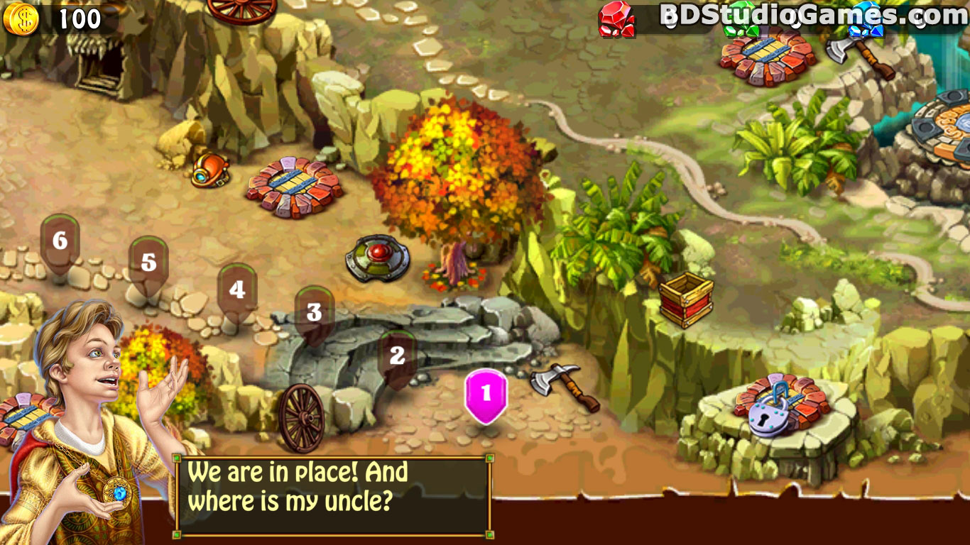 Alchemist's Apprentice 2: Strength of Stones Free Download Screenshots 3