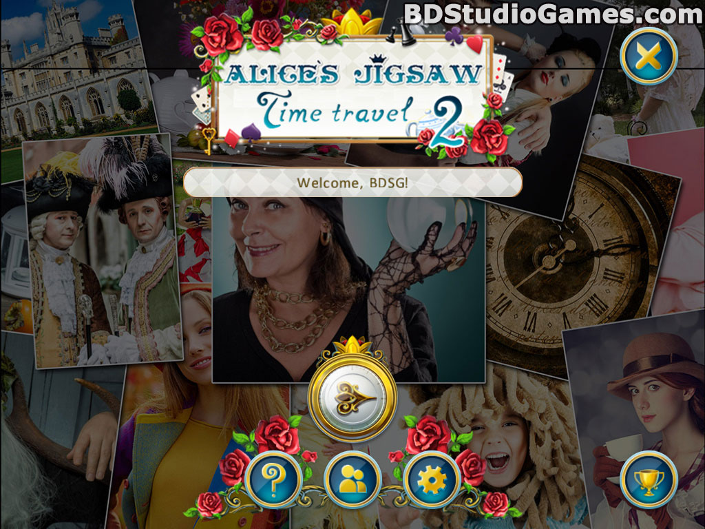 Alice's Jigsaw: Time Travel 2 Free Download Screenshots 2