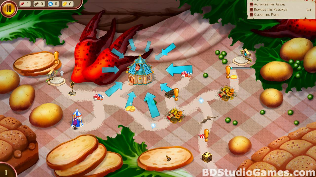 Alice's Wonderland 3: Shackles of Time Free Download Screenshots 08