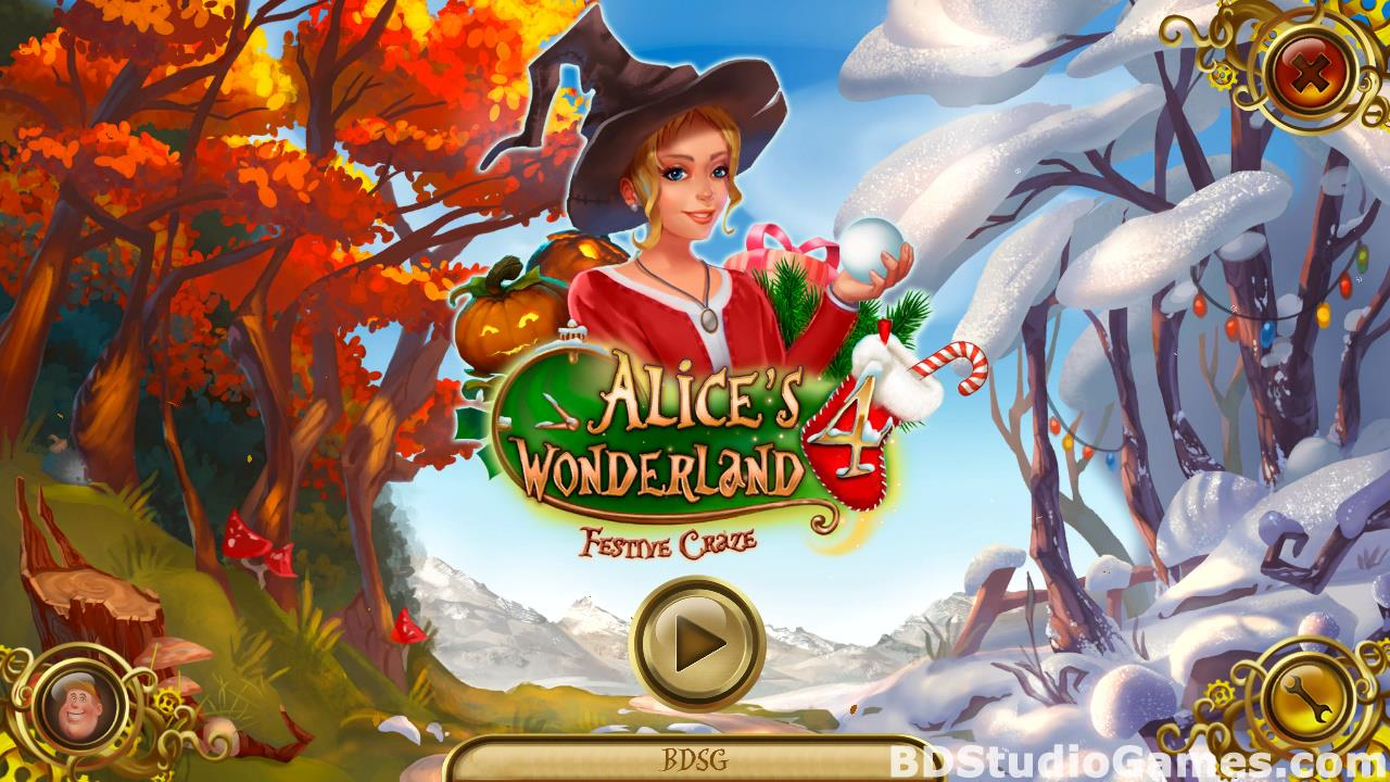 Alice's Wonderland 4: Festive Curse Free Download Screenshots 01