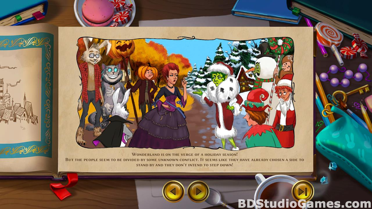 Alice's Wonderland 4: Festive Curse Free Download Screenshots 04