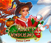Alice's Wonderland 4: Festive Curse Free Download