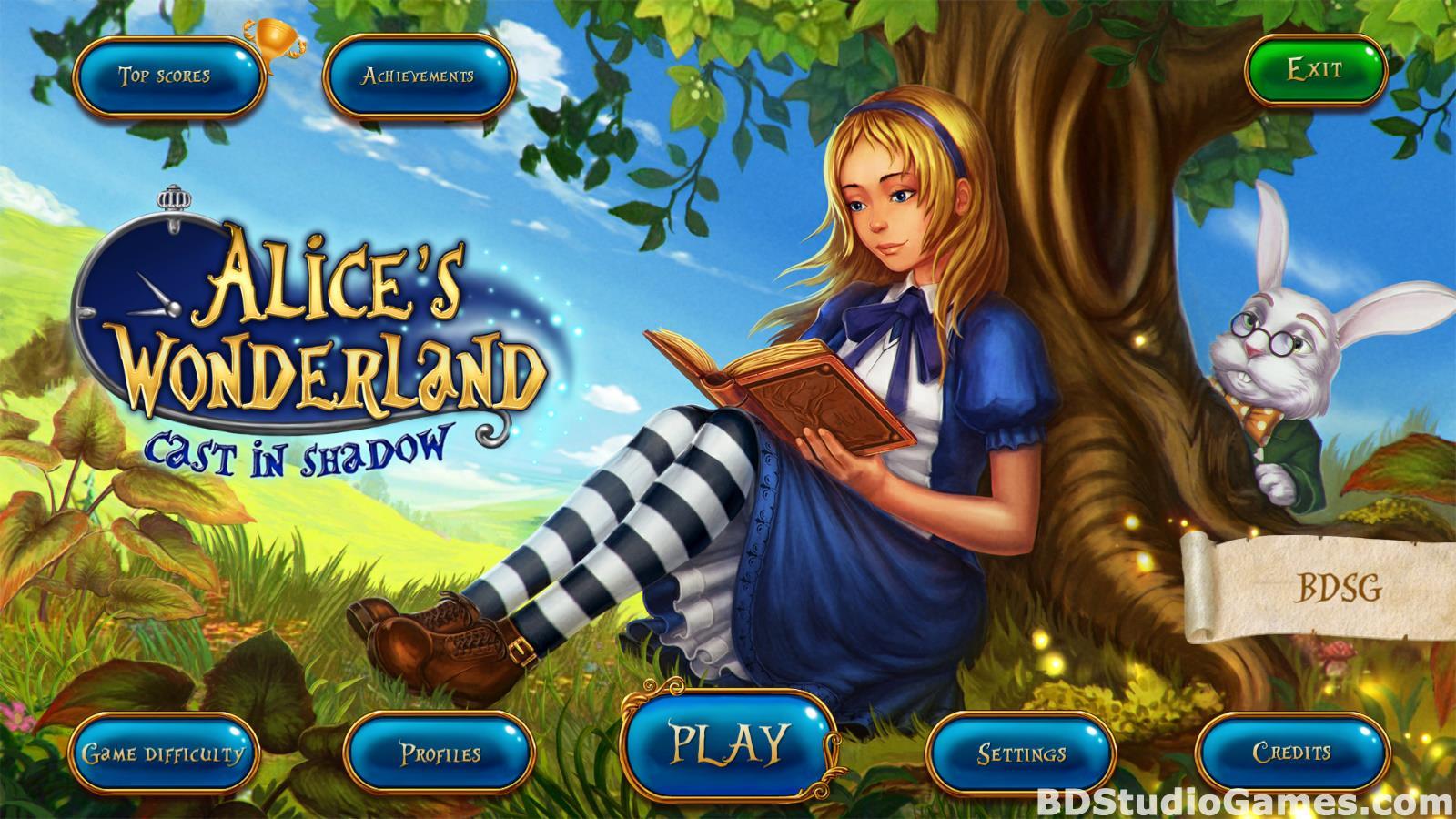alice wonderland game free download