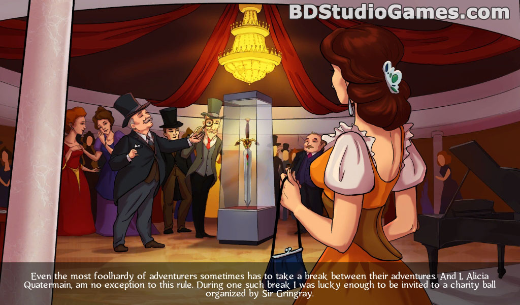 Alicia Quatermain 3: The Mystery of the Flaming Gold Free Download Screenshots 1