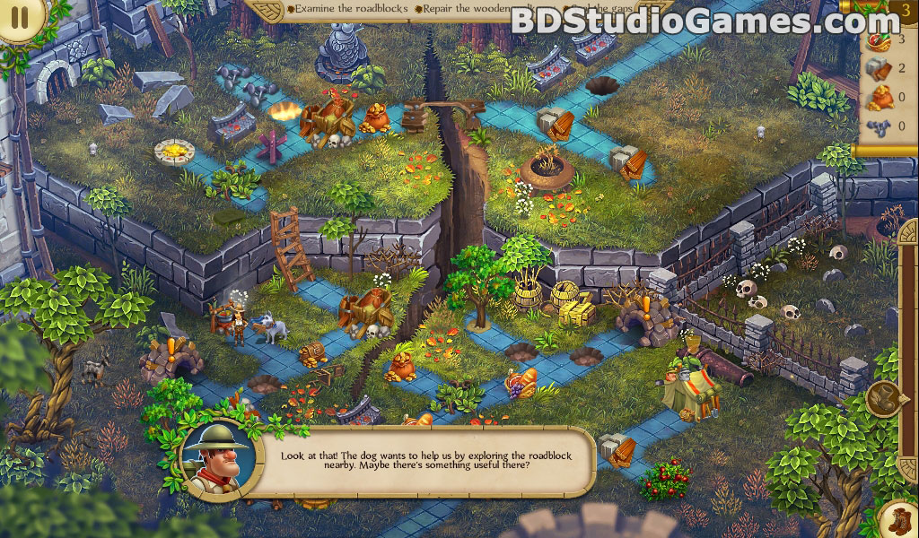 Alicia Quatermain 3: The Mystery of the Flaming Gold Free Download Screenshots 2