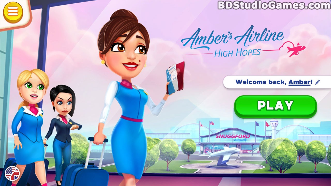 Amber's Airline: High Hopes Collector's Edition Free Download Screenshots 1