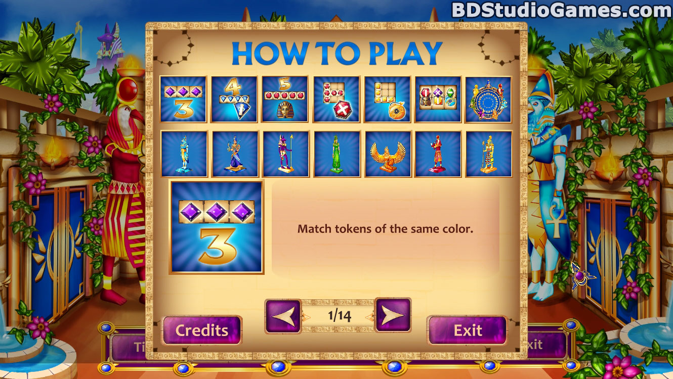Ancient Stories: Gods of Egypt Free Download Screenshots 11