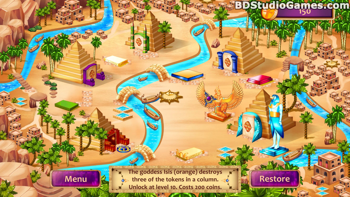Ancient Stories: Gods of Egypt Free Download Screenshots 12
