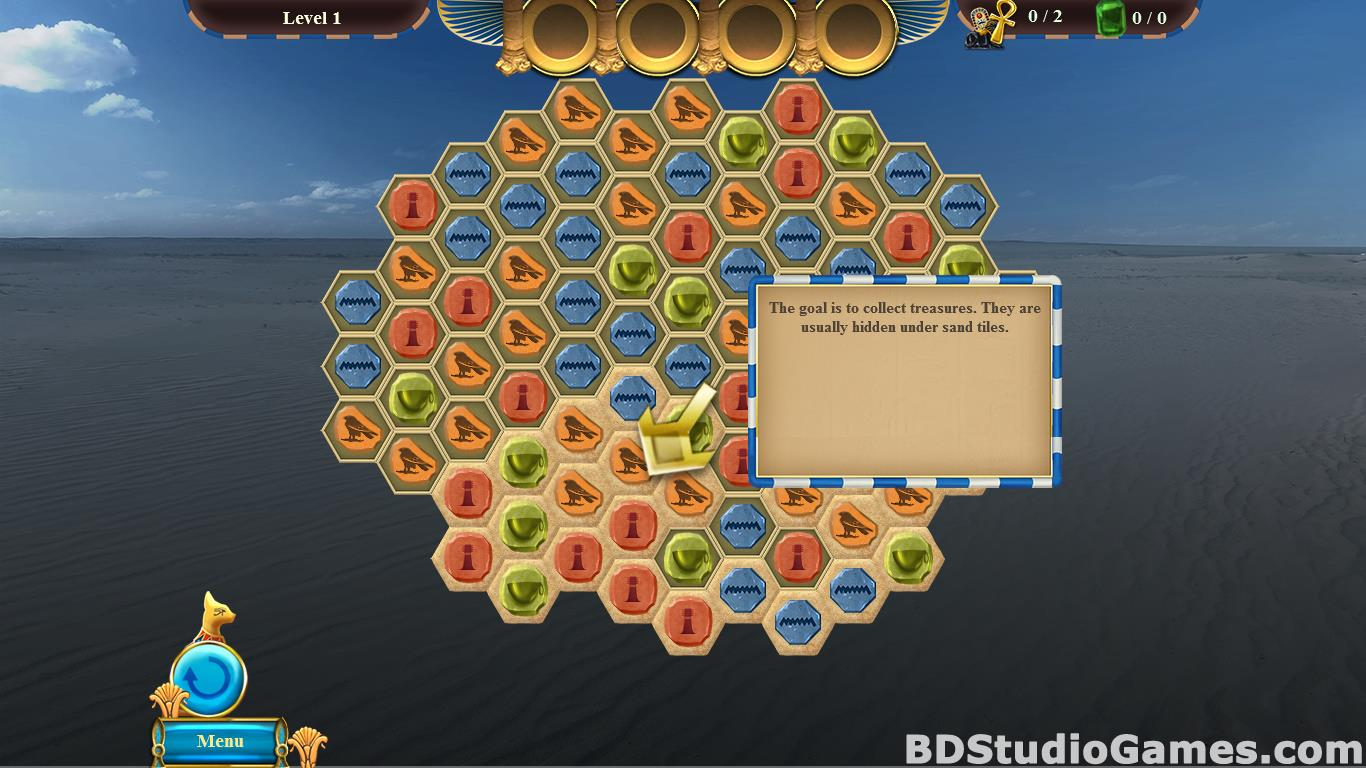 Ancient Wonders: Pharaoh's Tomb Free Download Screenshots 04