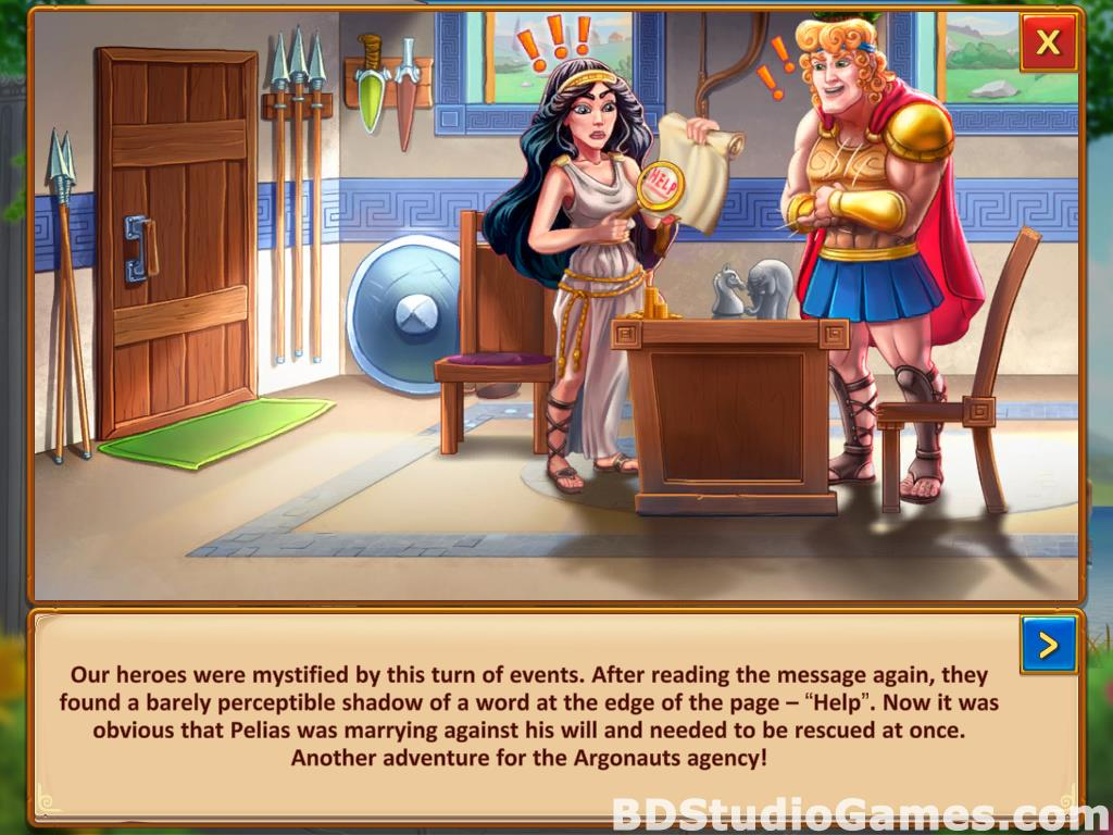Argonauts Agency: Captive of Circe Collector's Edition Free Download Screenshots 10