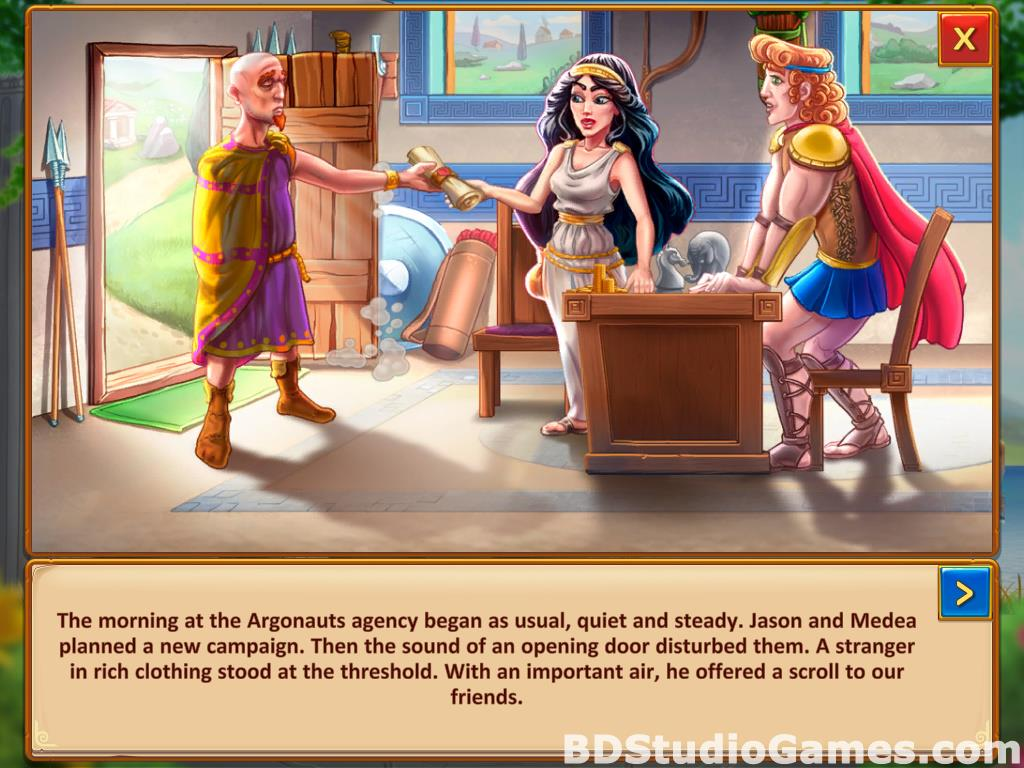 Argonauts Agency: Captive of Circe Collector's Edition Free Download Screenshots 09