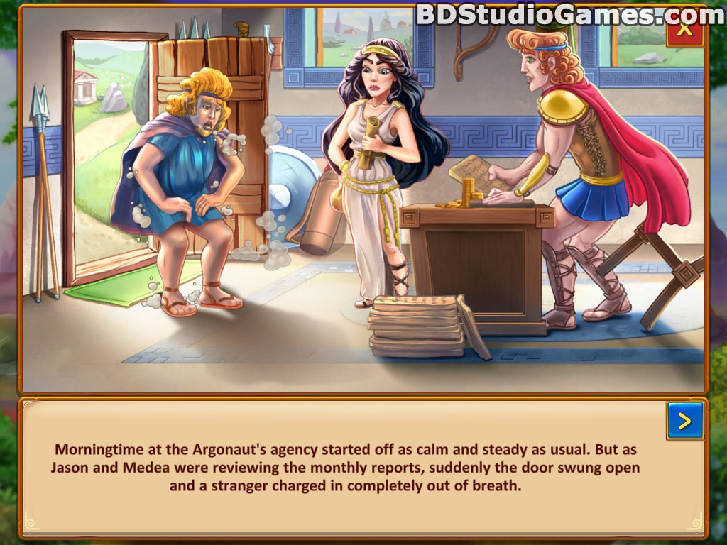 Argonauts Agency: Chair of Hephaestus Free Download Screenshots 4