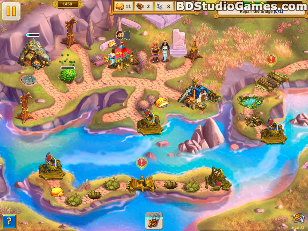 Argonauts Agency: Glove of Midas Game Download Screenshots 13