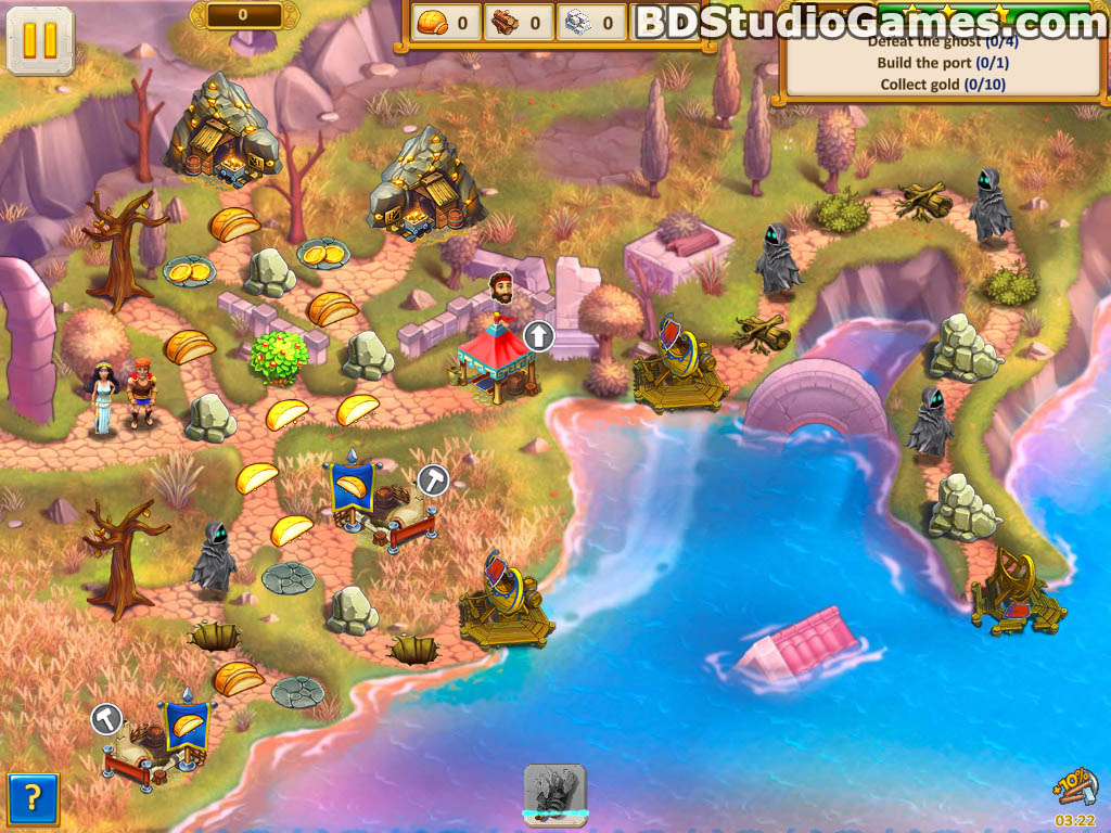 Argonauts Agency: Glove of Midas Game Download Screenshots 14