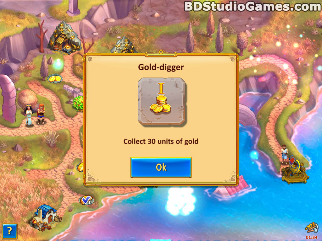 Argonauts Agency: Glove of Midas Game Download Screenshots 15