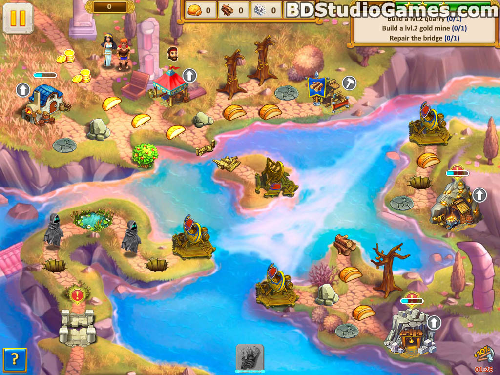Argonauts Agency: Glove of Midas Game Download Screenshots 16